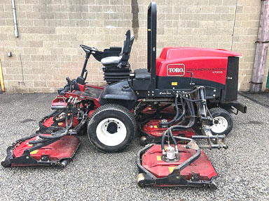 Toro 2016 Groundsmaster 4700  <br> * Sold As Is / No Warranty *  (EQ-UE1382        )