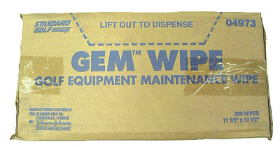 # Stand. Gem Wipes (200 /Case) (TES-04973        )