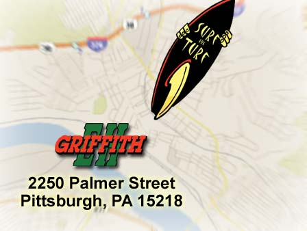 E.H. Griffith - 2250 Palmer Street - Pittsburgh, PA 15218